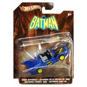 Hot Wheels Batman 1/50 Batman 1980s Batmobile