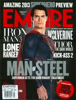 Empire UK #285 Mar 2013