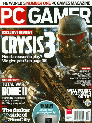 PC Gamer CD-ROM #238 Apr 2013