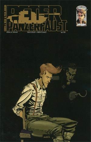 Peter Panzerfaust #9 2nd Ptg