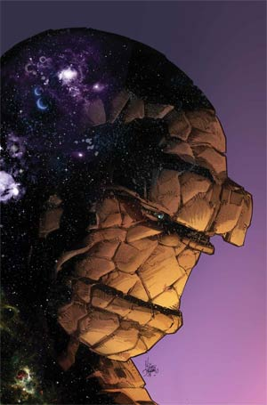 Fantastic Four Vol 4 #5 Incentive Mike Deodato Jr Variant Cover