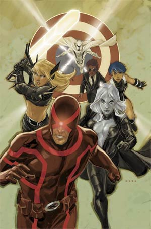 Uncanny X-Men Vol 3 #3 Incentive Phil Noto Variant Cover