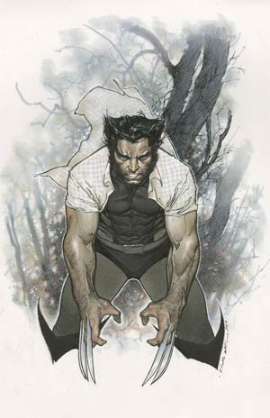 Wolverine Vol 5 #1 Incentive Olivier Coipel Variant Cover