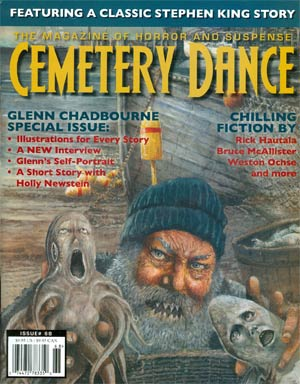Cemetery Dance #68 2013
