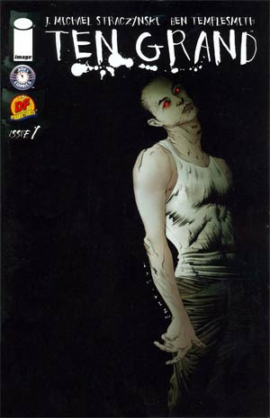Ten Grand #1 DF Exclusive Jae Lee Color Variant Cover
