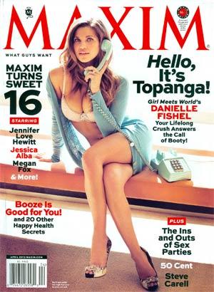 Maxim #182 Apr 2013