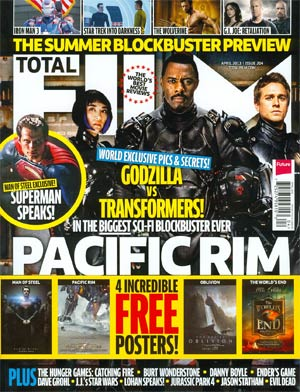Total Film UK #204 Apr 2013