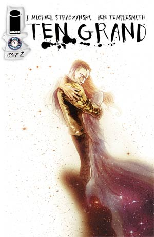 Ten Grand #2 Cover A Ben Templesmith