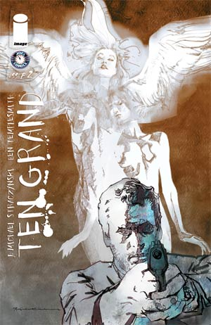 Ten Grand #2 Cover B Bill Sienkiewicz