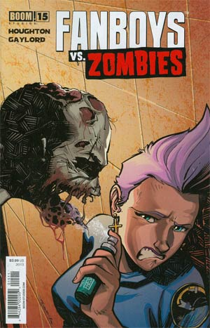 Fanboys vs Zombies #15