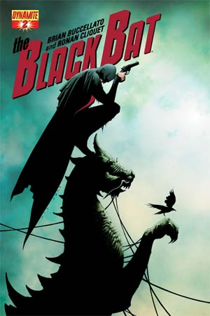 Black Bat #2 Cover A Regular Jae Lee Cover