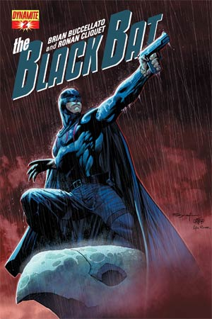 Black Bat #2 Regular Cover C Ardian Syaf
