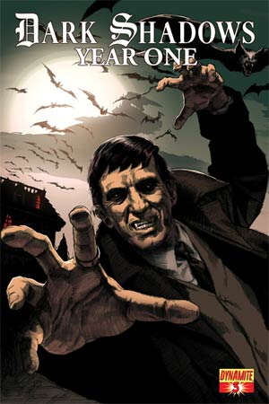 Dark Shadows Year One #3