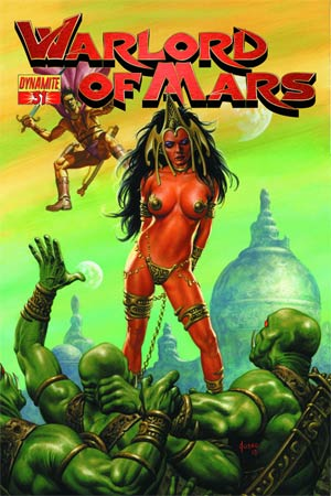 DO NOT USE (DUPLICATE LISTING) Warlord Of Mars #31 Regular Cover (Filled Randomly With 1 Of 2 Covers)