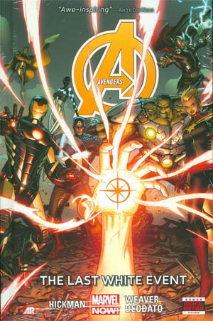 Avengers Vol 2 Last White Event HC