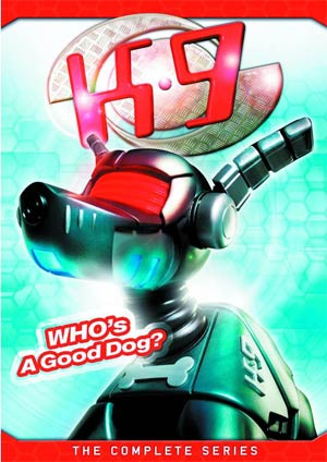 K-9 Complete Series DVD
