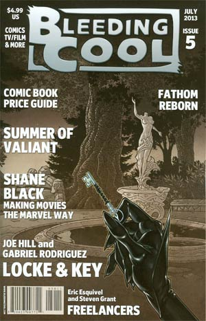 Bleeding Cool Magazine #5
