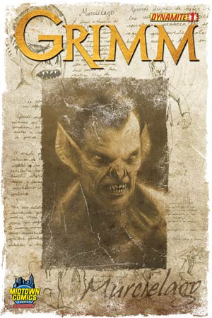 Grimm #1 Midtown Exclusive Murcielago Variant Cover