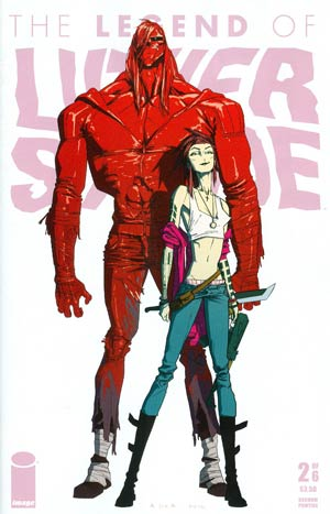 Legend Of Luther Strode #2 2nd Ptg