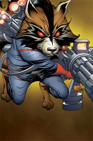 Guardians Of The Galaxy Vol 3 #1 Cover G Incentive Joe Quesada Color Variant Cover