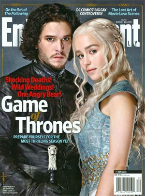 Entertainment Weekly #1251 Mar 22 2013