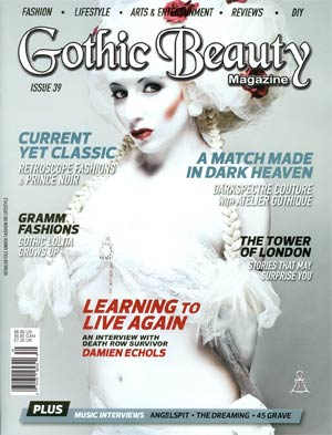 Gothic Beauty Magazine #39 2013