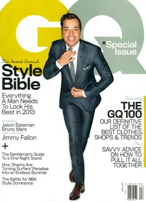 GQ Vol 83 #4 Apr 2013