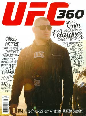 UFC Magazine #21 Apr / May 2013