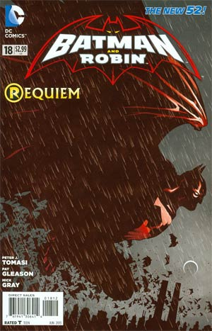 Batman And Robin Vol 2 #18 2nd Ptg