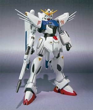 Robot Spirits #059 (Side MS) F91 Gundam Forumla 91 Action Figure