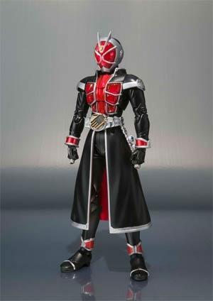 Kamen Rider S.H.Figuarts - Kamen Rider Wizard Flame Style Action Figure