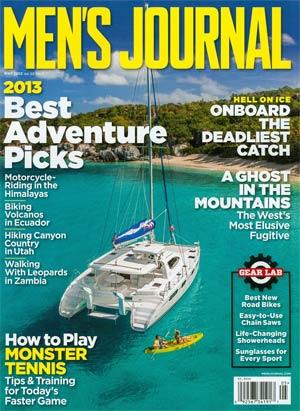 Mens Journal Vol 22 #4 May 2013