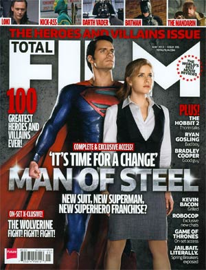 Total Film UK #205 May 2013