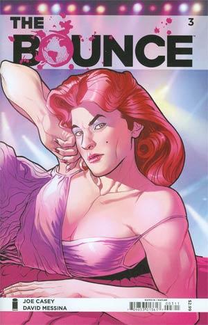 Bounce #3 Cover A David Messina