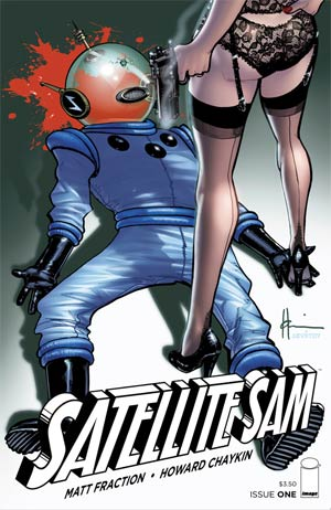 Satellite Sam #1 Cover A 1st Ptg Regular Howard Chaykin Cover