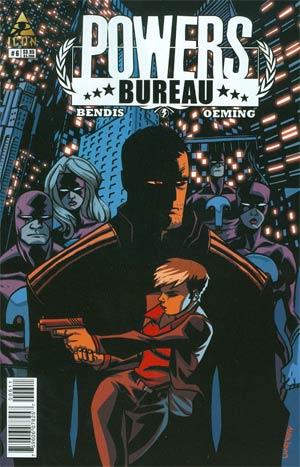 Powers Bureau #6