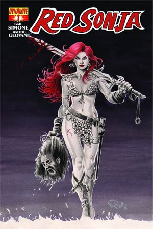 Red Sonja Vol 5 #1 Cover A 1st Ptg Regular Nicola Scott Cover