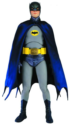 Batman 1966 Adam West Batman 18-Inch Action Figure