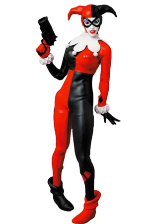 Batman Hush Harley Quinn Real Action Hero Action Figure