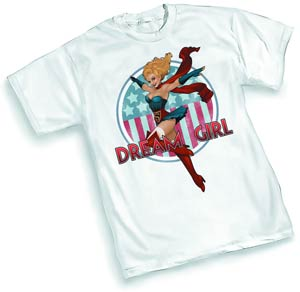 Bombshell Supergirl T-Shirt Large