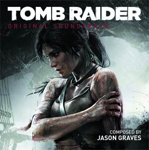Tomb Raider 2013 Original Soundtrack CD