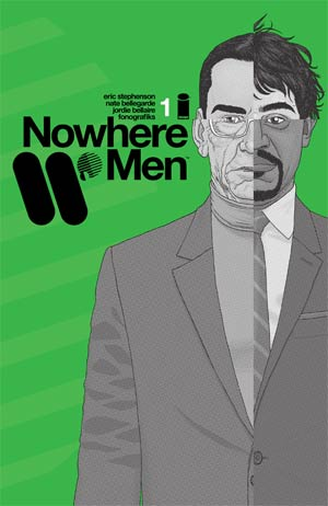 Nowhere Men #1 5th Ptg
