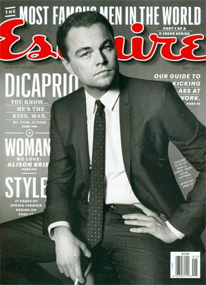 Esquire Vol 159 #5 May 2013