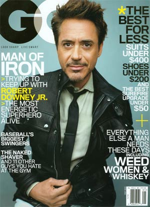 GQ Vol 83 #5 May 2013