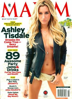 Maxim #183 May 2013
