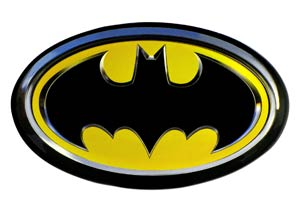 DC Car Magnet - Batman Logo