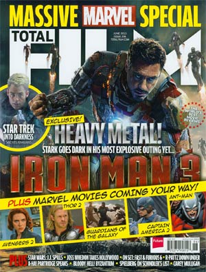 Total Film UK #206 Jun 2013