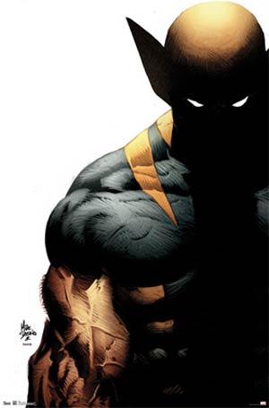 Wolverine Wall Poster - Shadow