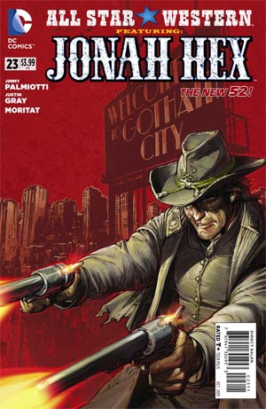 All Star Western Vol 3 #23