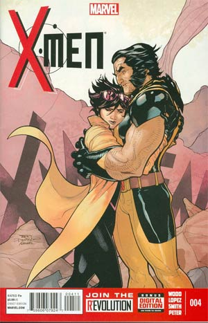 X-Men Vol 4 #4 Cover A Regular Terry Dodson Cover